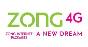 All Zong 4G Latest Internet Packages 2017