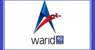 All Warid 4G internet packages