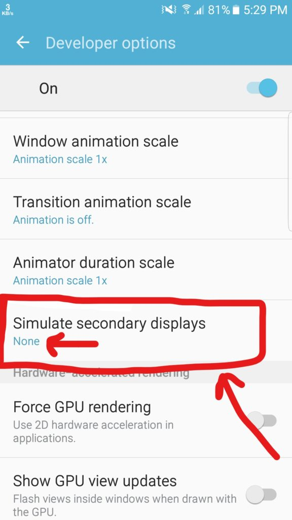 Fix Unable to capture screenshot prevented by security