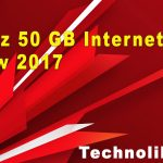 Mobilink Jazz 50 GB internet package trick free latest