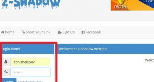 z shadow - How to Hack Social Media Account like Facebook, twitter etc Easily 2017