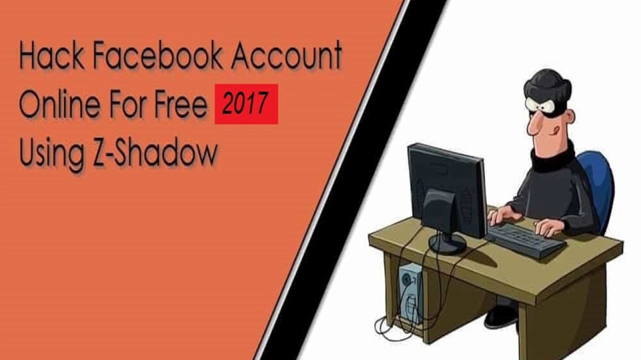 Z Shadow Hacker - How To Hack Facebook, twitter, Gmail