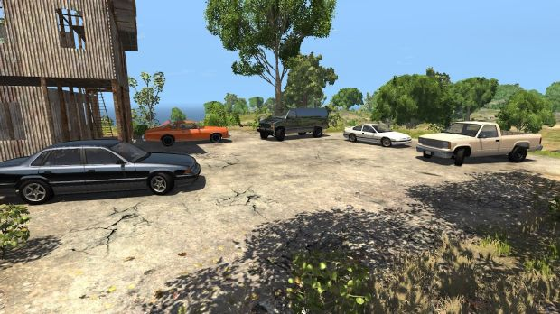 BeamNG.drive Latest Version v0.10.0.1 Full Game Free Download PC