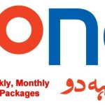 Zong 3G/4G Internet Packages 2018 – Hourly, Daily, Weekly, Monthly Packages