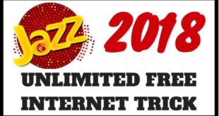 Mobilink Jazz Free Internet Code