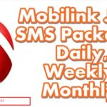 All Mobilink Jazz SMS Packages 2018 – Jazz Daily, Weekly, 15 Days, Monthly SMS Packages