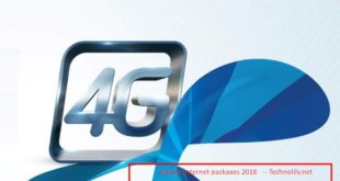 Telenor internet packages 2018