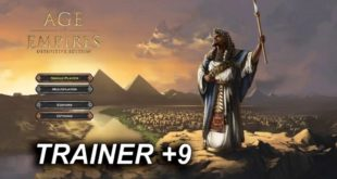 Age Of Empires Definitive Edition TRAINER