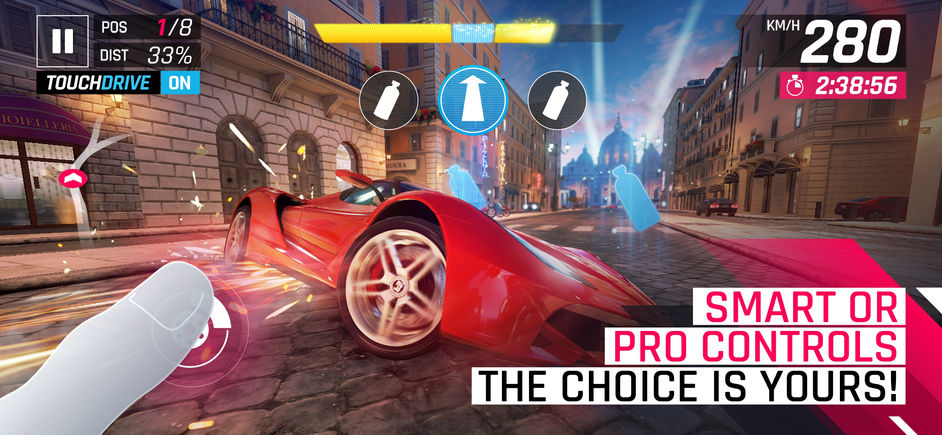 Asphalt 9 legends hacked Moded Apk 2018