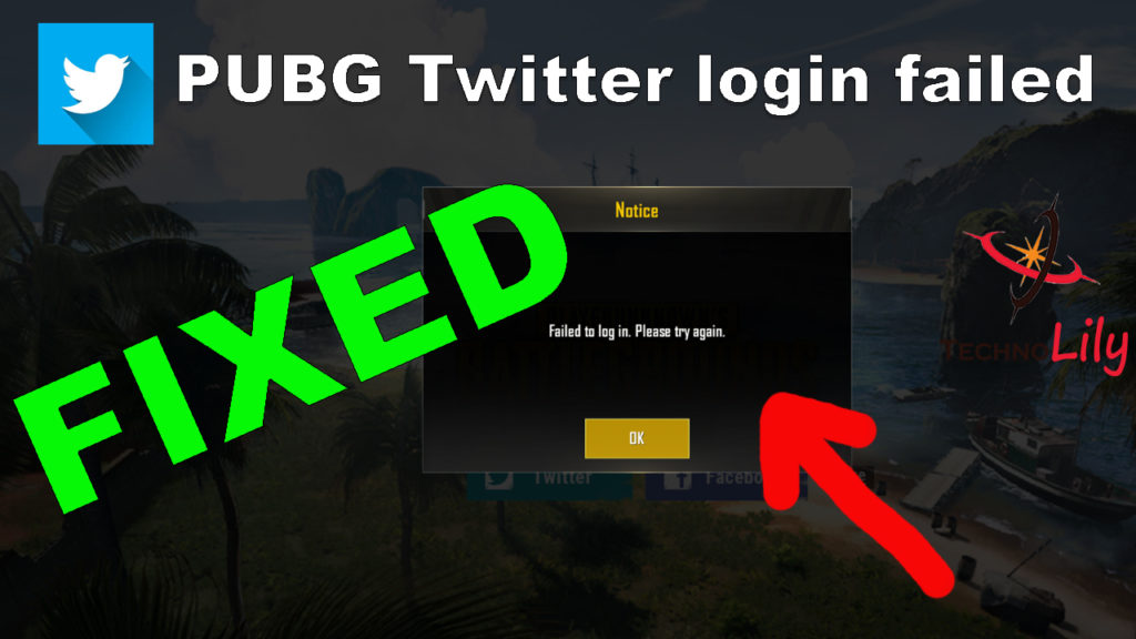 How to Fix PUBG Emulator twitter Login Failed Gameloop Error