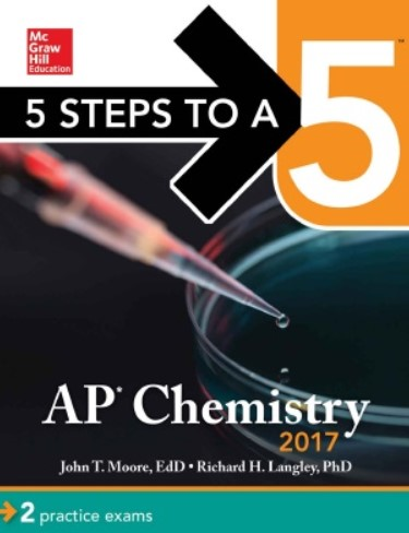 Download 5 Steps to a 5: AP Chemistry 2017 PDF Free