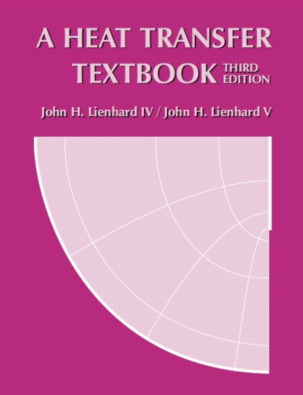 Download A Heat Transfer Textbook 3rd Edition PDF Free