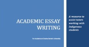 Download Academic Essay Writing PDF Free