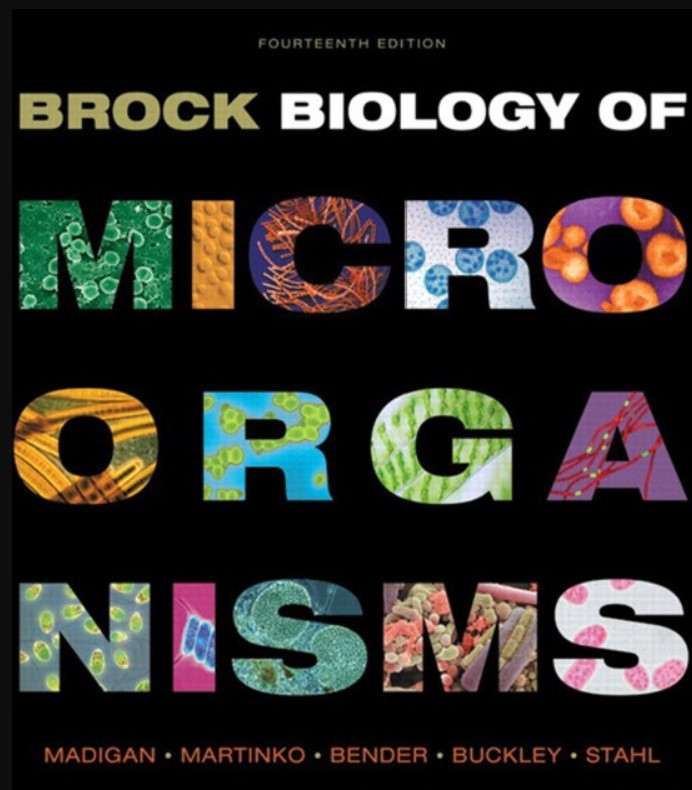 Download Brock Biology of Microorganisms 14th Edition PDF Free