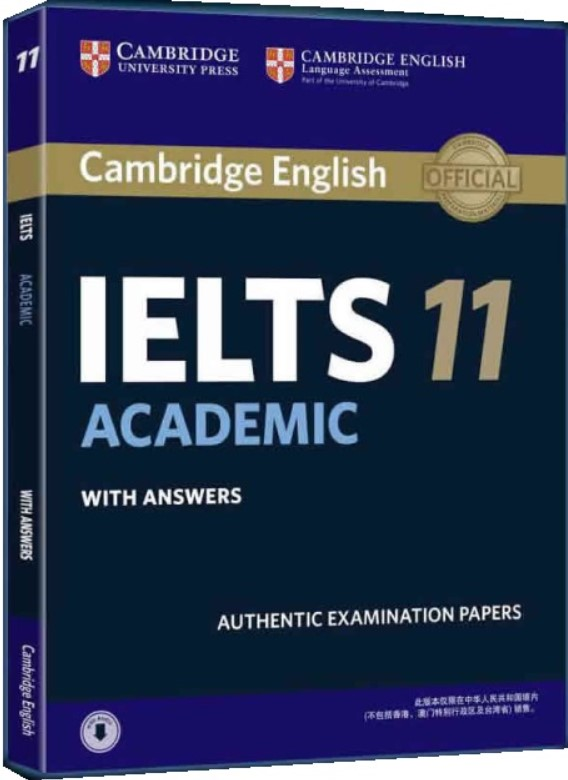 Download Cambridge IELTS 11 Academic Student's Book with Answers: Authentic Examination Papers PDF Free