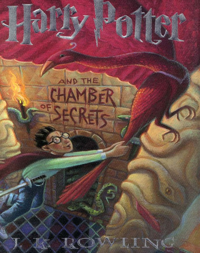 Download Harry Potter And The Chamber Of Secrets PDF Free