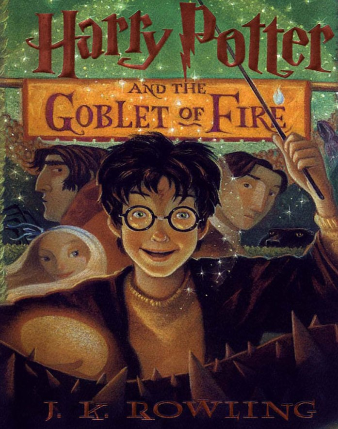 goblet of fire pdf free download