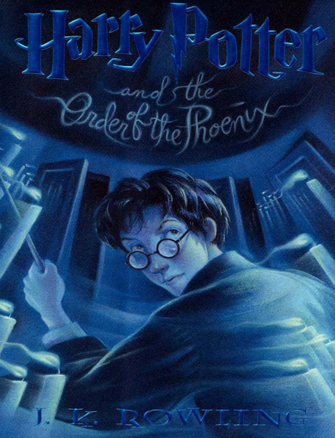 Download Harry Potter and the Order of the Phoenix PDF Free