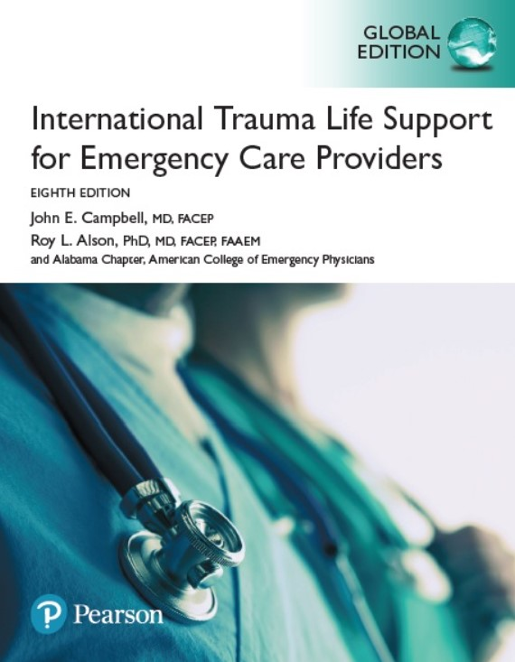 Download International Trauma Life Support for Emergency Care Providers 8th Edition PDF Free