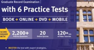 Download Kaplan GRE Premier 2016 with 6 Practice Tests PDF Free
