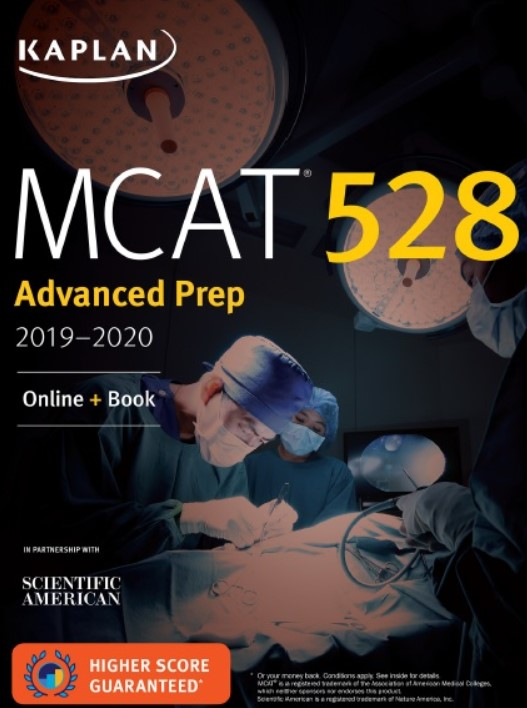 Download MCAT 528 Advanced Prep 2019-2020 PDF Free