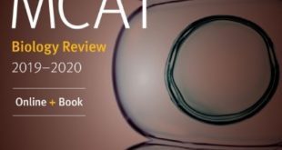 Download MCAT Biology Review 2019-2020 PDF Free