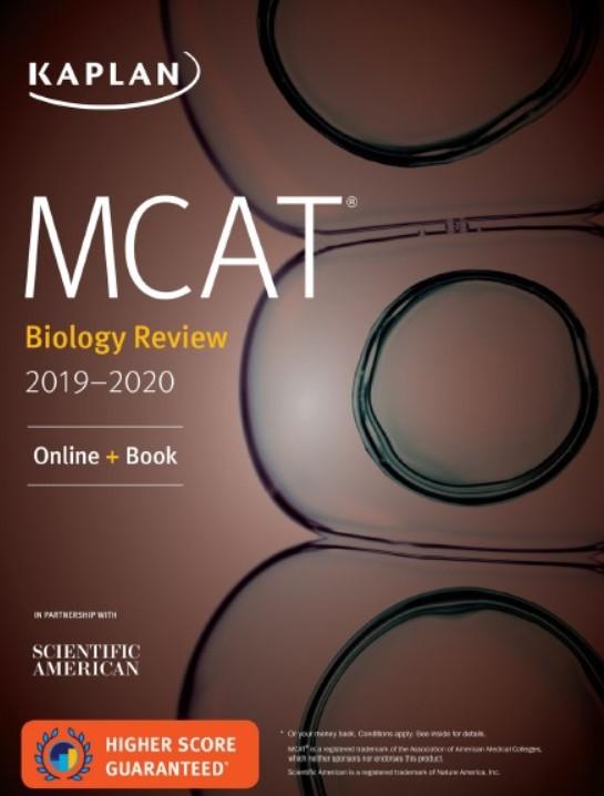 Download MCAT Biology Review 2019-2020 PDF Free