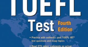 Download Official Guide to the TOEFL Test 4th Edition PDF Free