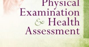 Download Pocket Companion for Physical Examination and Health Assessment 7th Edition PDF Free