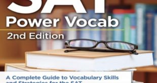 Download SAT Power Vocab 2nd Edition PDF Free