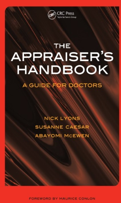 Download The Appraiser's Handbook: A Guide for Doctors PDF Free