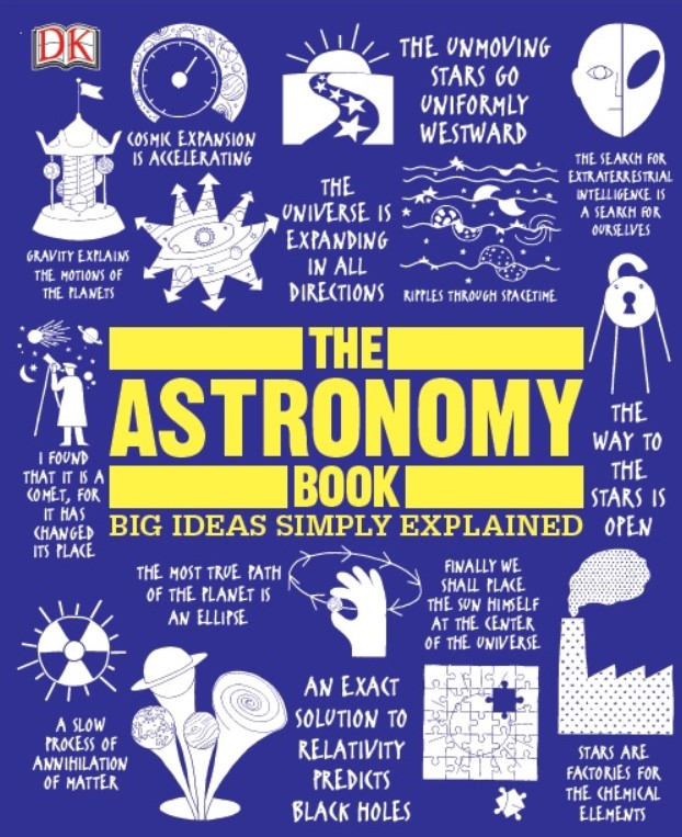 Download The Astronomy Book: Big Ideas Simply Explained 1st Edition PDF Free