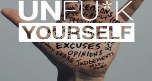 Download Unfu*k Yourself: Get Out of Your Head and into Your Life PDF Free