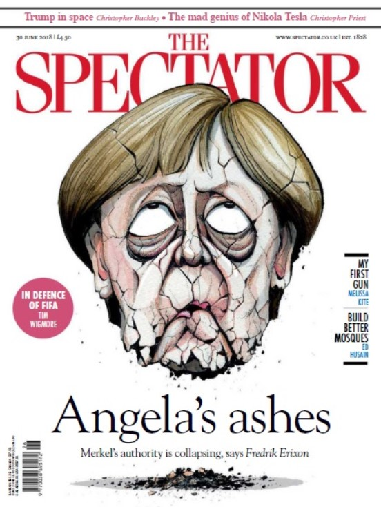 Download Angela's ashes: Merkel's grand project is crumbling PDF Free