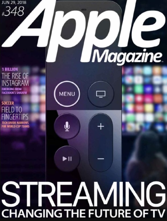 Download AppleMagazine – June 29, 2018 PDF Free