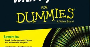 Download Beginning Programming with Python For Dummies (For Dummies Series) 1st Edition PDF Free