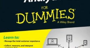 Download Customer Analytics For Dummies PDF Free