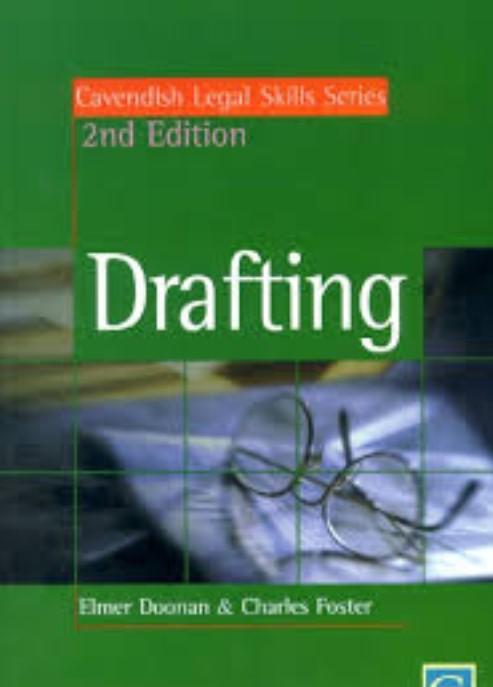 Download Drafting (Legal Skills Series) PDF Free
