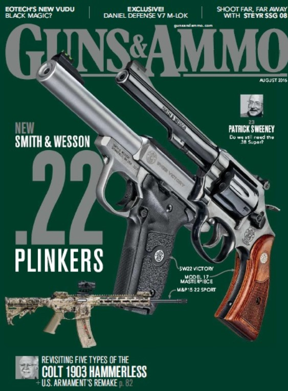 Download Guns & Ammo August 2016 PDF Free