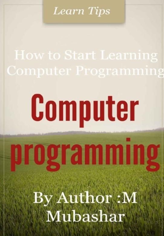 Download How to Design A Computer Program PDF Free
