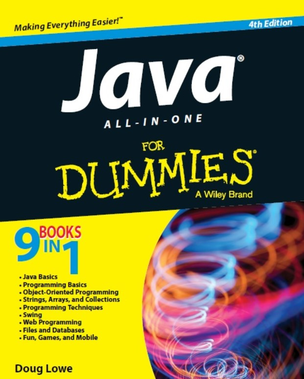 Download Java All-in-One For Dummies 4th Edition PDF Free