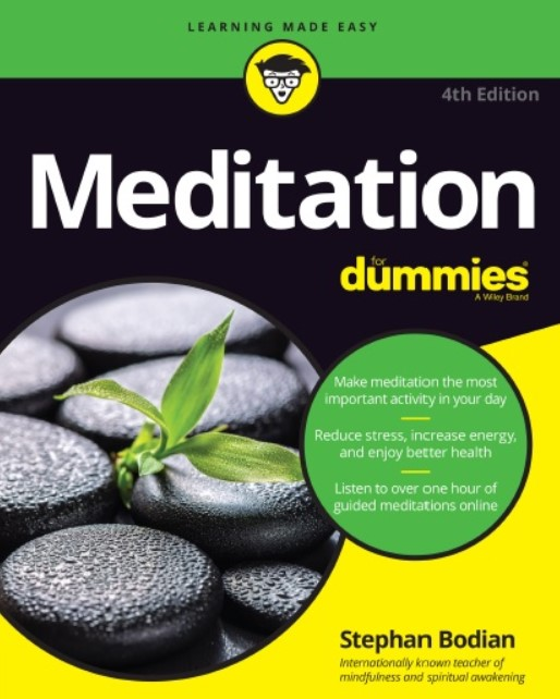 Download Meditation For Dummies PDF Free