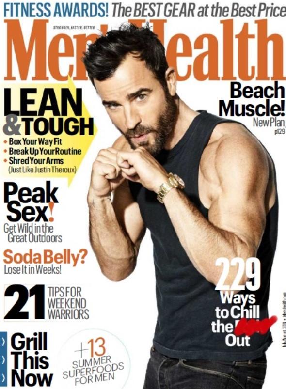 Download Men's Health – August 2018 USA PDF Free