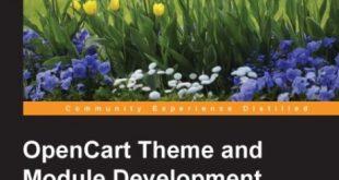 Download OpenCart Theme and Module Development PDF Free