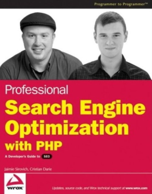 Download Professional Search Engine Optimization with PHP PDF Free
