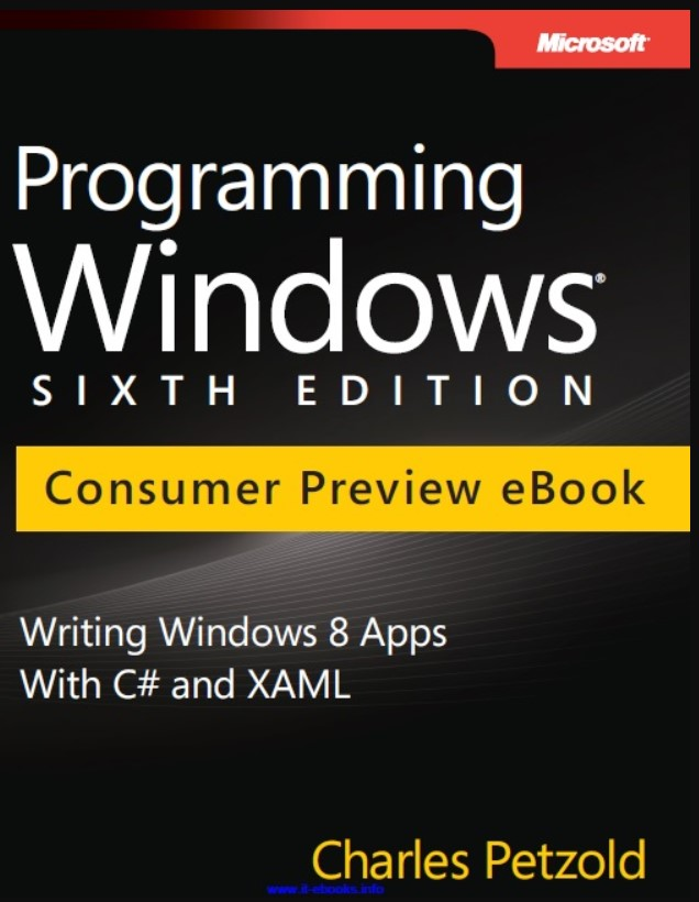 Download Programming Windows 6th Edition PDF Free