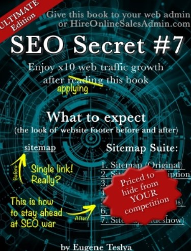 Download SEO Secret #7 (Ultimate Edition) PDF Free