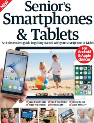 Download Seniors Edition Smartphones & Tablets PDF Free