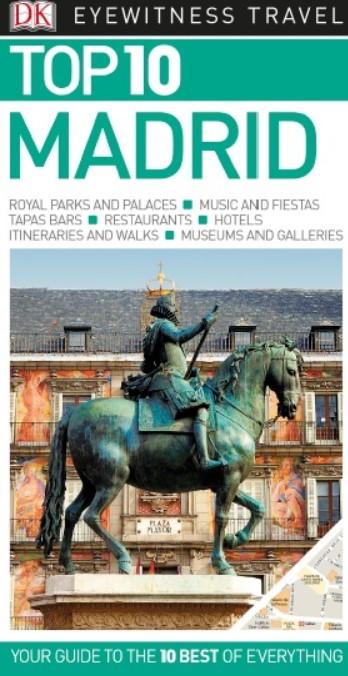 Download Top 10 Madrid PDF Free