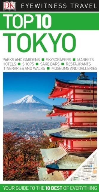 Download Top 10 Tokyo PDF Free